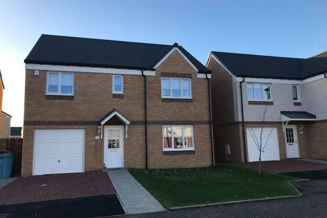 Thumbnail Detached house for sale in Ballochmyle Wynd, Coatbridge