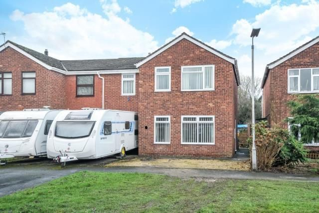 Thumbnail Semi-detached house for sale in Osborne Place, Leominster