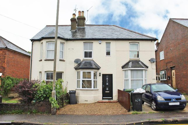 2 bed terraced house for sale in Amersham Road, High Wycombe