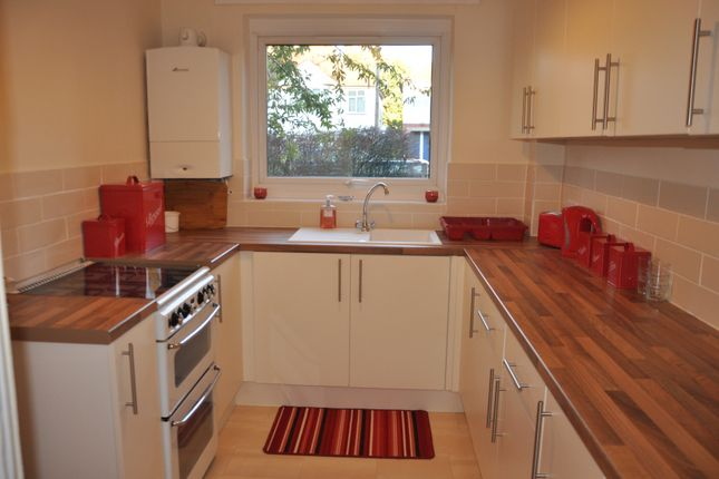 Thumbnail Flat to rent in Howard Road, London