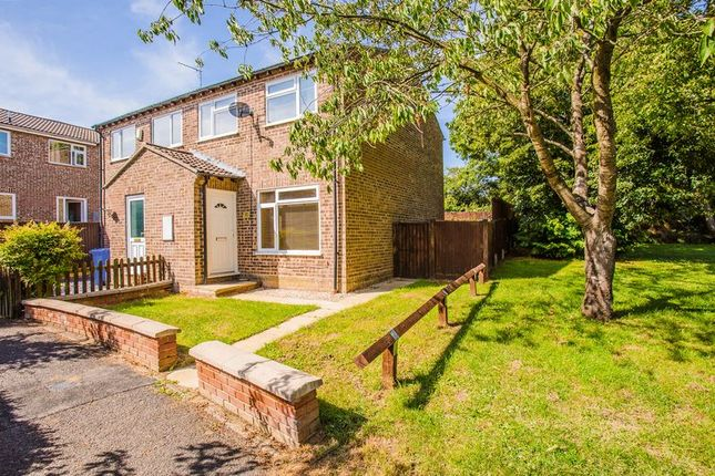 Thumbnail Semi-detached house to rent in Montabaur Road, Brackley