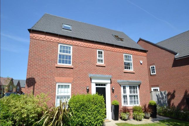 Thumbnail Detached house to rent in Colstone Close, Wilmslow