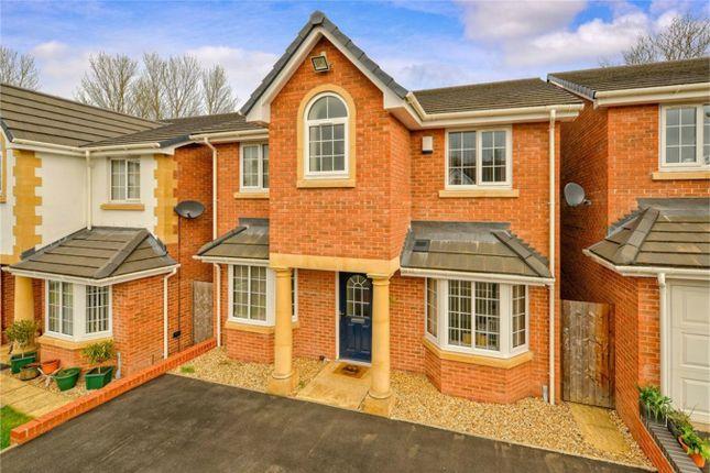 Thumbnail Detached house for sale in Hama Drive, Oakengates, Telford, Shropshire