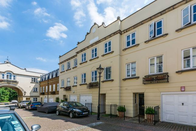 Thumbnail Terraced house to rent in Sycamore Mews, Clapham Old Town