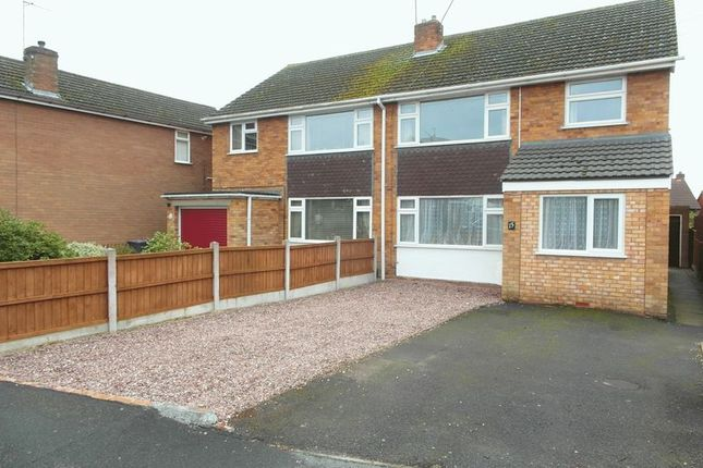 Thumbnail Semi-detached house to rent in Laurel Drive, Newport