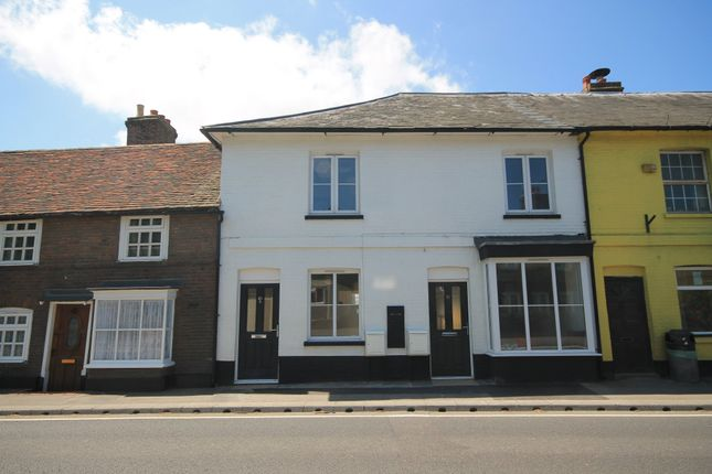 Thumbnail Terraced house to rent in Gravelbank, London Road, Hurst Green, Etchingham