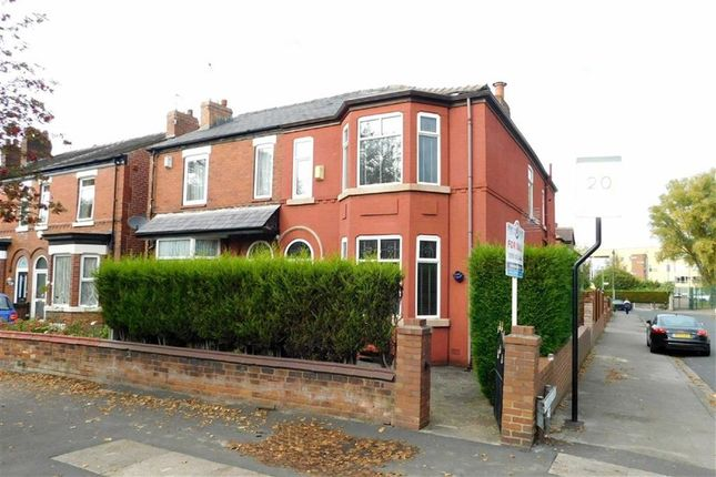 Thumbnail Semi-detached house for sale in Edgeley Road, Edgeley, Stockport