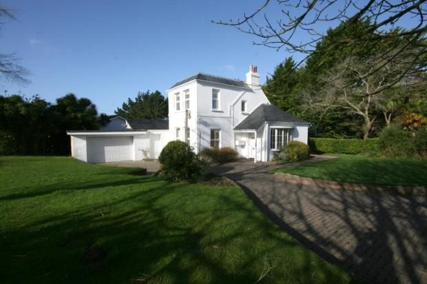 Thumbnail Detached house for sale in Steam Mill Lane, St. Martin, Guernsey