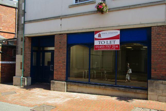 Thumbnail Retail premises to let in Threadneedle Street, Stroud, Glos