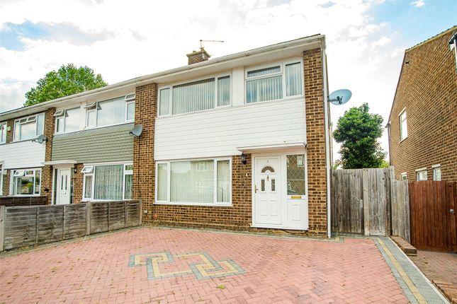 Thumbnail Property to rent in Kilndown Close, Maidstone, Kent