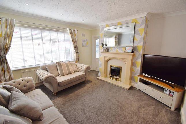Lounge of Sandford Close, Beechwood, Middlesbrough TS4