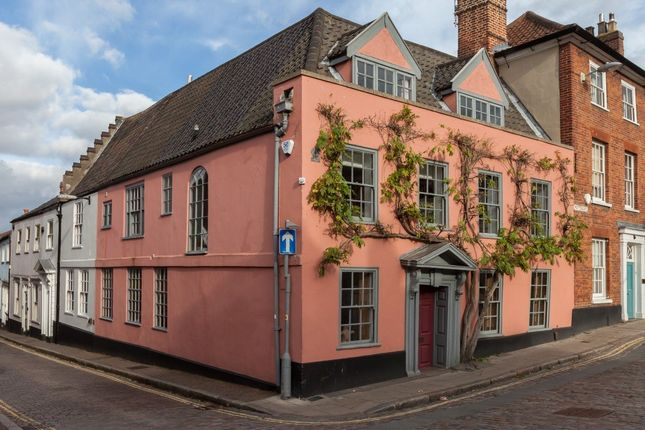 Thumbnail Town house for sale in Pottergate, Norwich