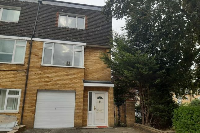 Thumbnail Semi-detached house for sale in Manor Road, Waltham Abbey, Essex