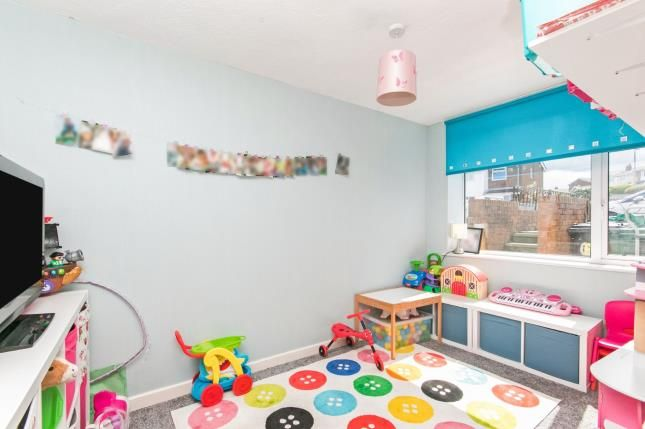 Playroom of Cynfran Road, Llysfaen, Colwyn Bay, North Wales LL29