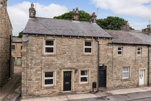 Thumbnail End terrace house for sale in Main Street, Long Preston, Skipton, North Yorkshire