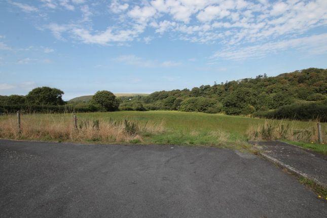 Thumbnail Land for sale in Pontgarreg, Nr Llangrannog