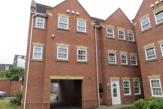 Thumbnail Town house for sale in Juniper Court, Hull