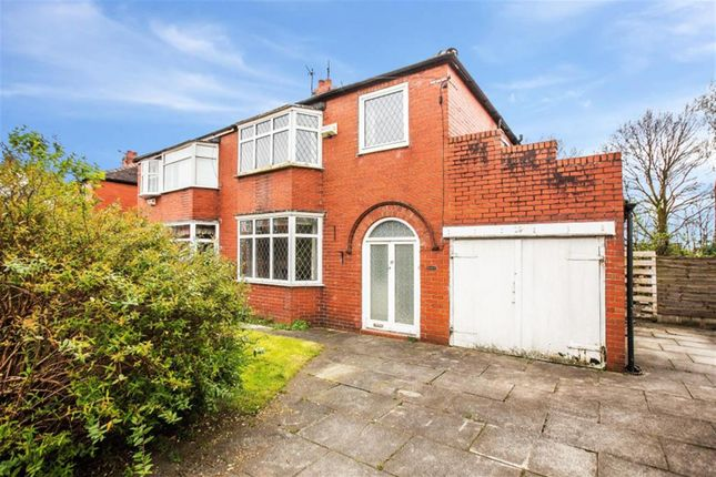Thumbnail Semi-detached house for sale in Valdene Drive, Worsley, Manchester
