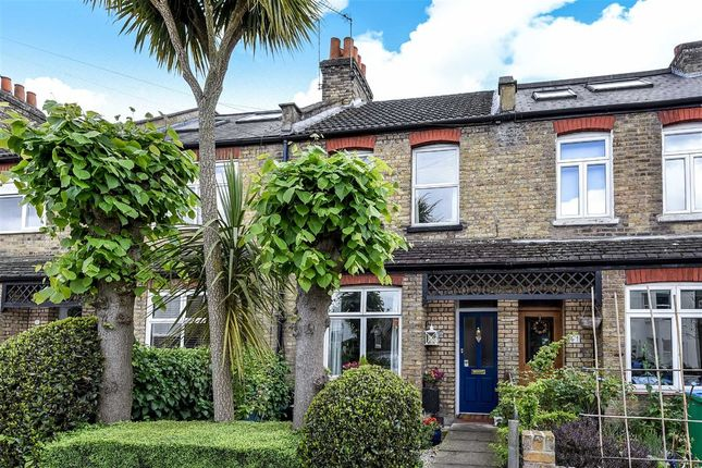 Thumbnail Terraced house for sale in Campbell Road, Twickenham
