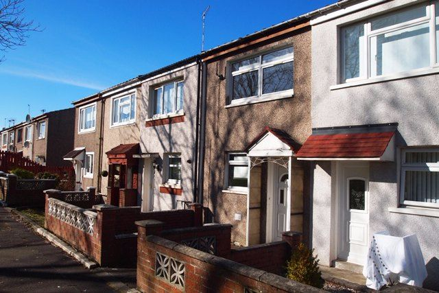 Thumbnail Terraced house to rent in Riggside Road, Stepps, Glasgow