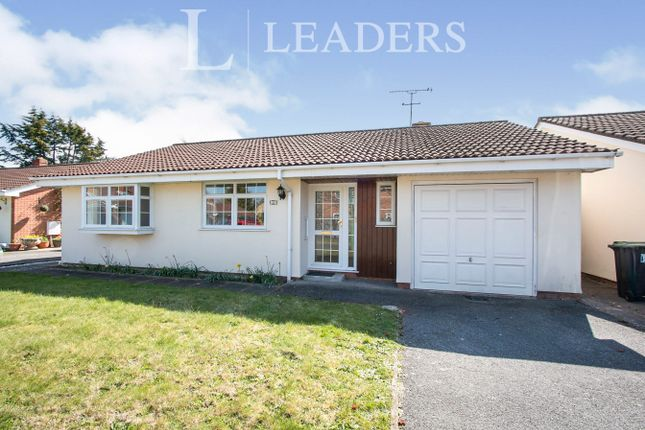 Thumbnail Bungalow to rent in Tytherley Green, Bournemouth