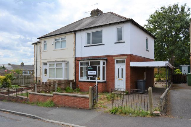 Thumbnail Semi-detached house for sale in Carr Street, Marsh, Huddersfield