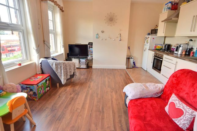 Thumbnail Flat for sale in Bromley Road, Catford, London