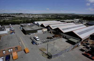 Thumbnail Light industrial to let in Industrial - Barleyfield Way Industrial Estate, Ebbw Vale