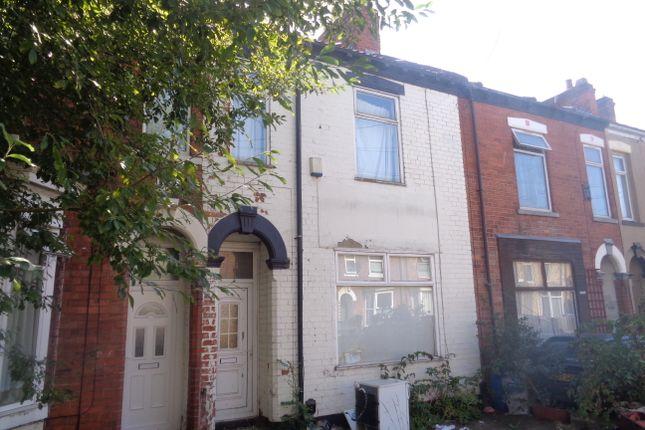 Thumbnail Terraced house for sale in Washington Street, Hull
