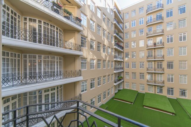 Thumbnail Flat for sale in Berkeley Court, Marylebone Road, London