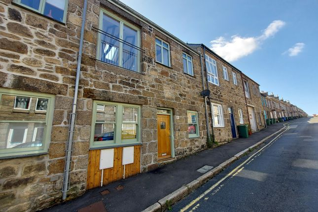 Thumbnail Terraced house to rent in Penzance, Cornwall
