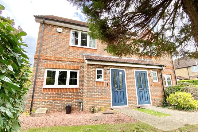 3 bed semi-detached house for sale in Locksley Gardens, Winnersh, Wokingham, Berkshire RG41