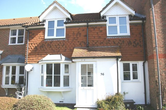 Thumbnail Terraced house to rent in Court Road, Lewes