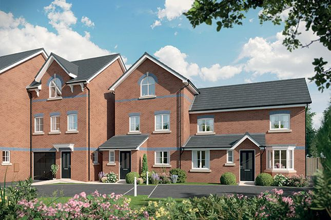 Thumbnail Mews house for sale in Heys Lane, Heywood