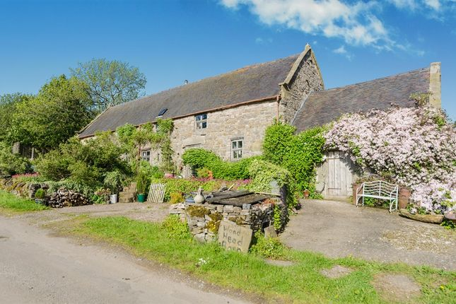 Thumbnail Barn conversion for sale in Agnes Meadow, Kniveton, Ashbourne