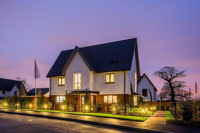 Thumbnail Detached house for sale in John Ruskin Road, Tadpole Garden Village, Swindon