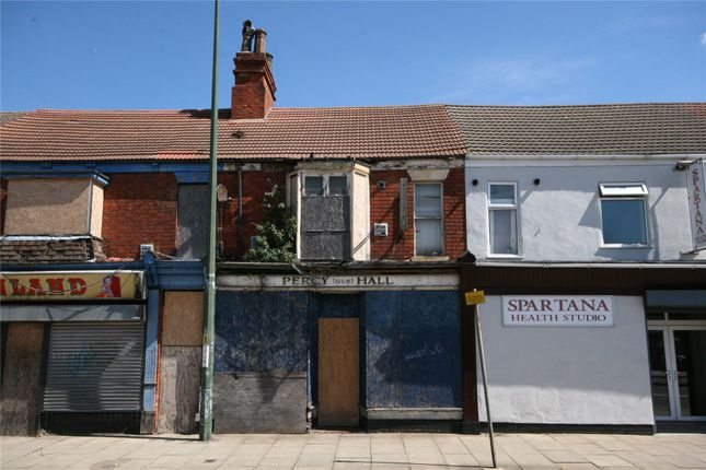 Front of Cleethorpes Road, Grimsby DN31