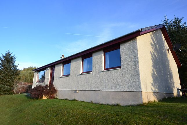 Thumbnail Detached bungalow for sale in Ach Na Caorann, Dervaig, Isle Of Mull