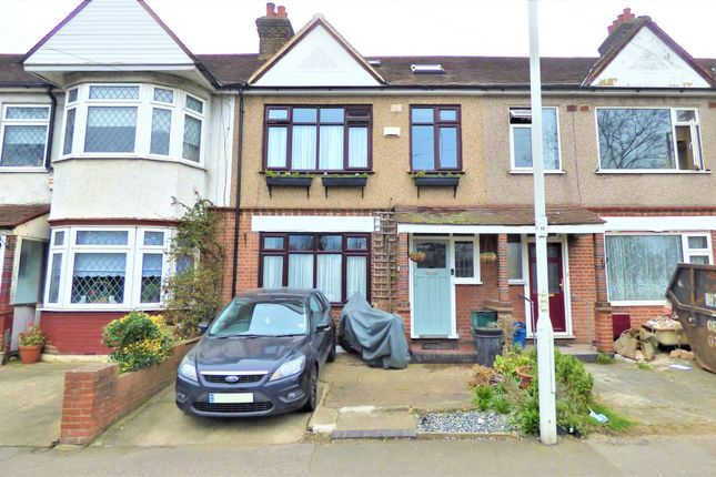Thumbnail Terraced house for sale in South Park Drive, Ilford