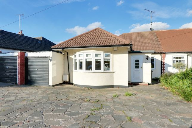 Thumbnail Semi-detached bungalow for sale in Vardon Drive, Leigh-On-Sea