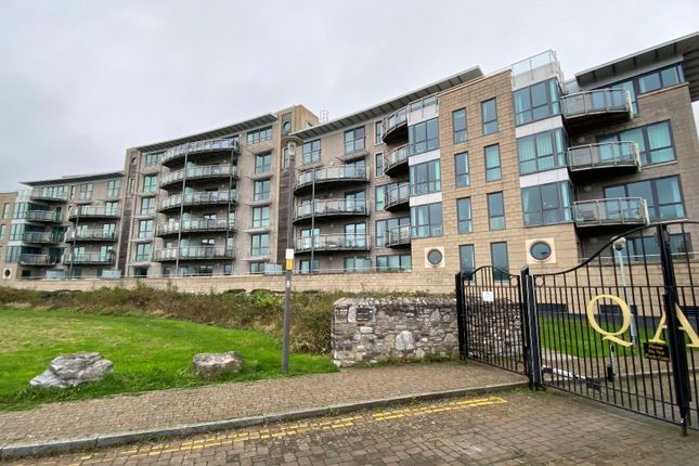 Thumbnail Flat for sale in Queen Annes Quay, Parsonage Way, Plymouth