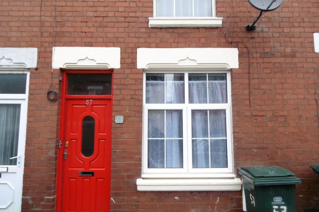 Thumbnail Terraced house to rent in Richmond Street, Coventry