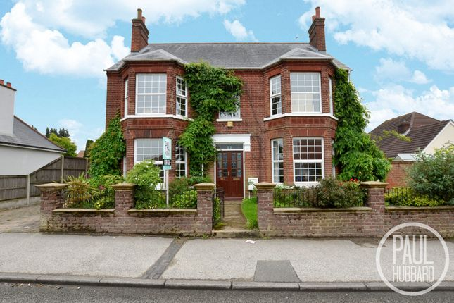 Thumbnail Detached house for sale in Normanston Drive, Oulton Broad, Lowestoft