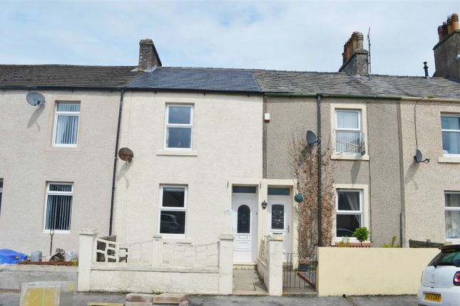 Thumbnail Terraced house for sale in Scalegill Road, Moor Row, Cumbria