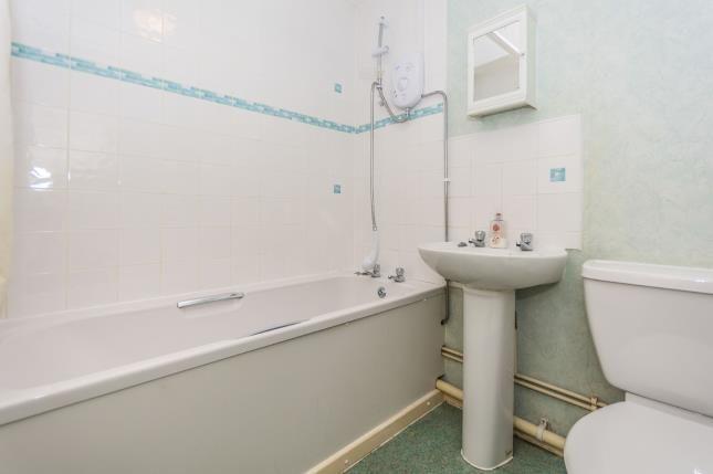 Bathroom of St. Annes Court, Park Hill, Moseley, Birmingham B13