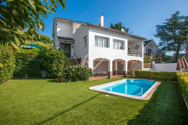 Thumbnail Villa for sale in Spain, Barcelona North Coast (Maresme), Mataró, Mrs8430