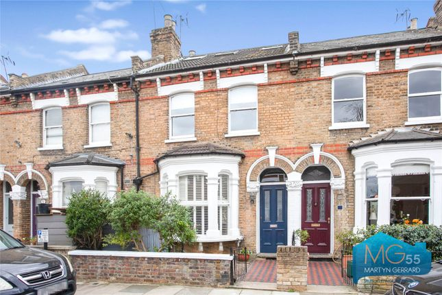 4 bed terraced house for sale in Lynton Road, Crouch End, London N8