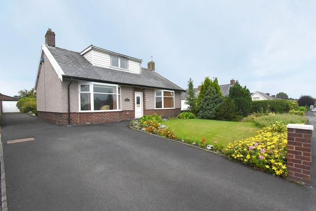 Thumbnail Detached bungalow for sale in Ramsgreave Drive, Blackburn