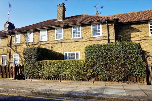 Thumbnail Maisonette for sale in Oakworth Road, London