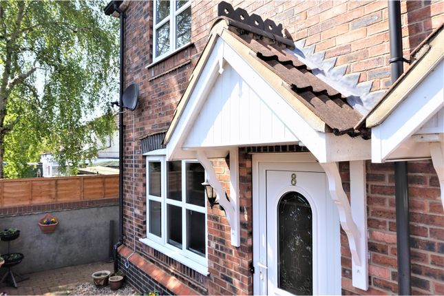 Thumbnail End terrace house for sale in Highwood Mews, Cleethorpes
